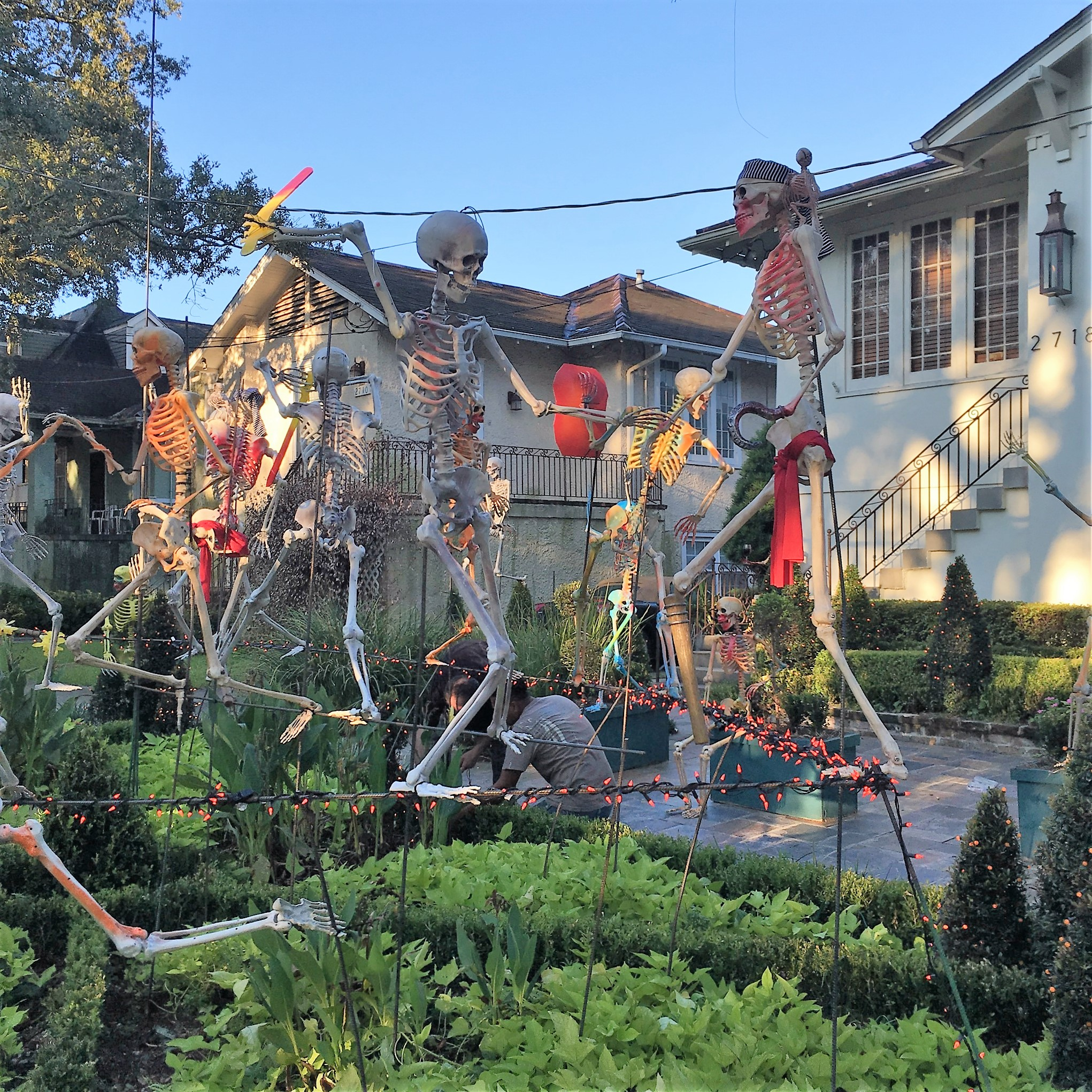 Halloween Season in New Orleans