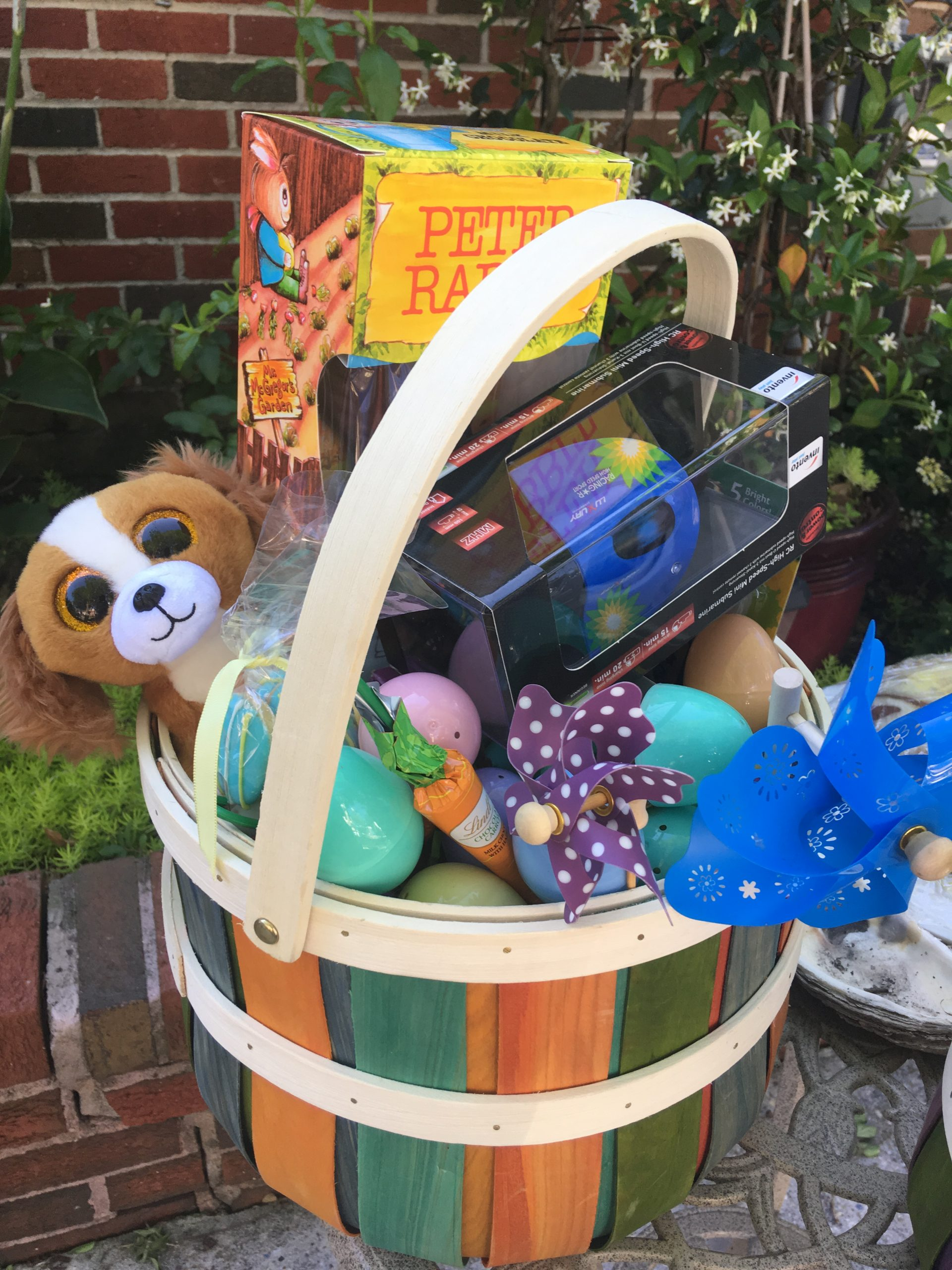 A Whole New Kind of Easter…